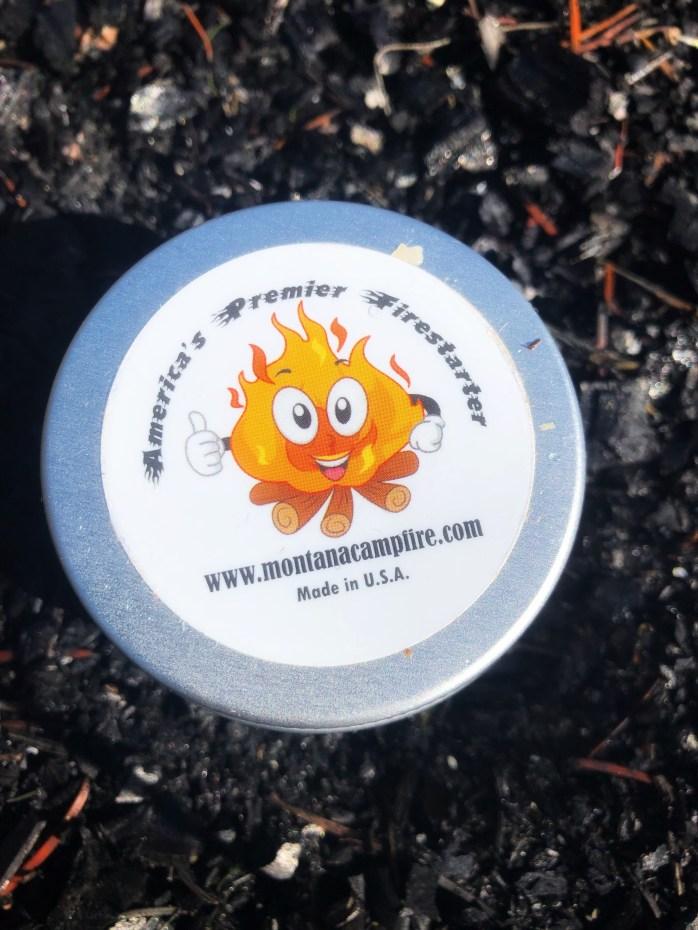 Montana Campfire Lightnin' Flame