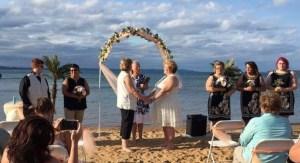 LGBTQ weddings