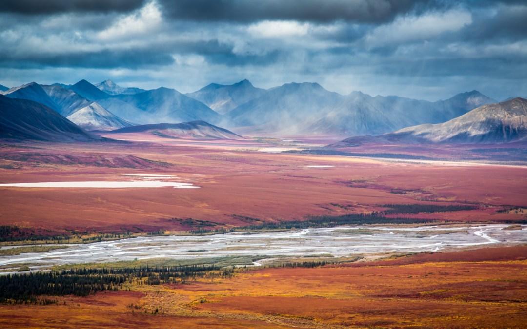 Noatak Preserve, Kelly River. Photo by David Shaw