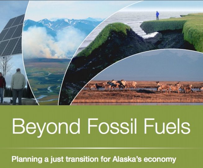 Report Demonstrates Alaska Communities' Efforts to Move Beyond Fossil Fuel Economy
