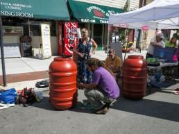 2013 : 085 Rain Barrels