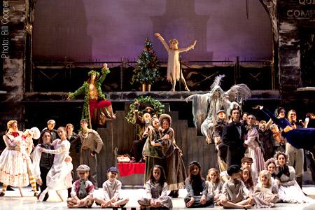 A Christmas Carol (Photo: Bill Cooper)