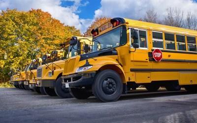 Cape Breton school buses use telematics to optimize fleet
