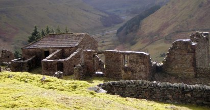 Crackpot Hall, Swaledale, Yorkshire
