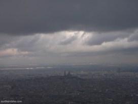 paris - tour Eiffel - montmartre