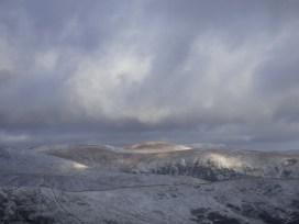 View from Hart Crag, Cumbria