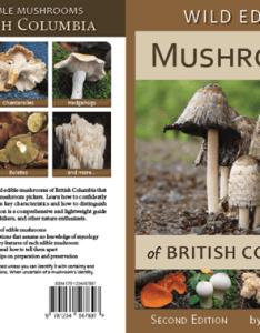 New release also wild edible mushrooms of the pacific northwest rh northernbushcraft