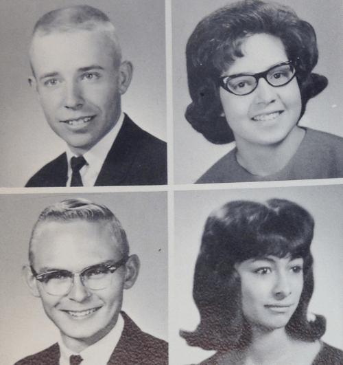 Larry Maxwell, Mary Medellin, James Mein, and Marina Mendoza