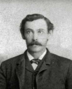 Photo of Henry Frey (from N. J. Claussen via Ancestry.com)