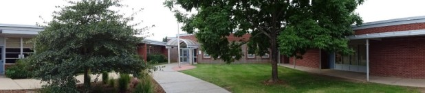 Moore Elementary School now houses the Lab School and Polaris.