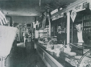 This old photo of the Masonville store is from the Fort Collins Archives (#T02755) where it is said to be from the early 1900s.