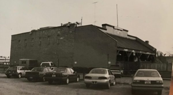 Undated photo from the Fort Collins Preservation Department files.