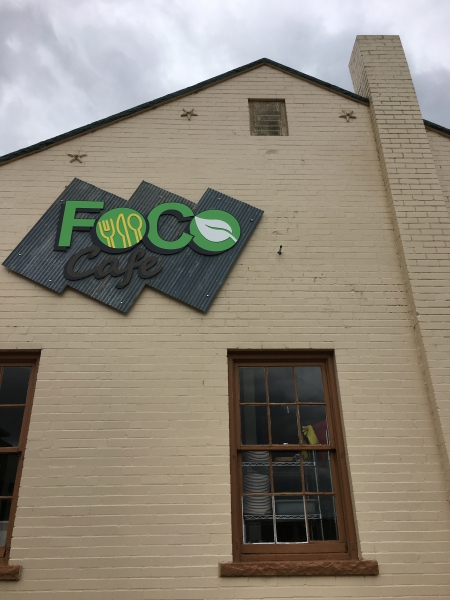 """""""FoCo Cafe"""" stands for Feed Our Community Ourselves."""