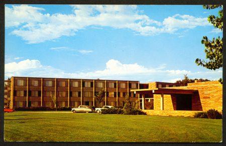 Green Hall, 1963