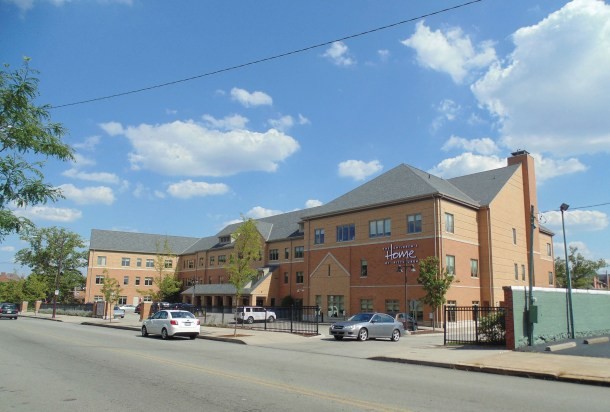 The Children's Home of Pittsburgh & Lemieux Family Center