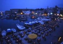 Kyrenia Harbour at Night