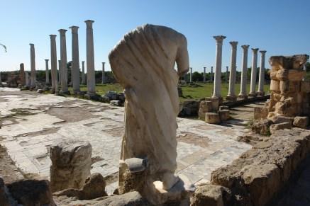 Salamis The Statue