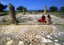 North Cyprus Mosaics
