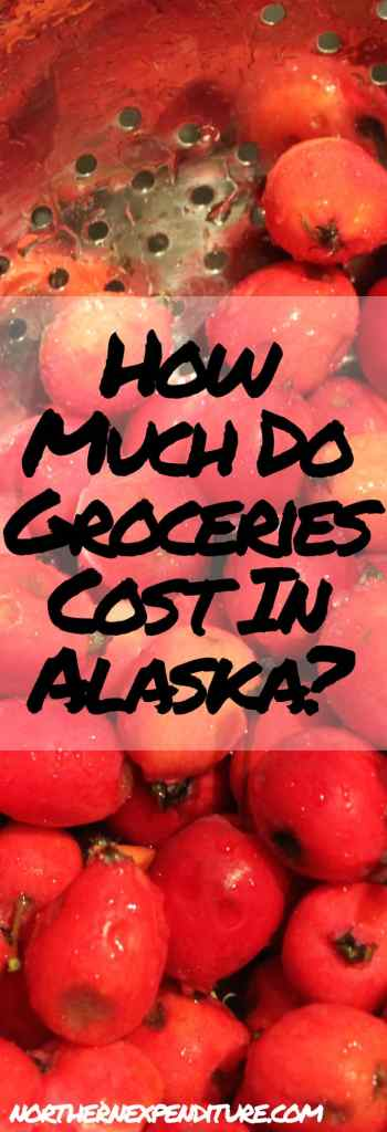 Alaska groceries