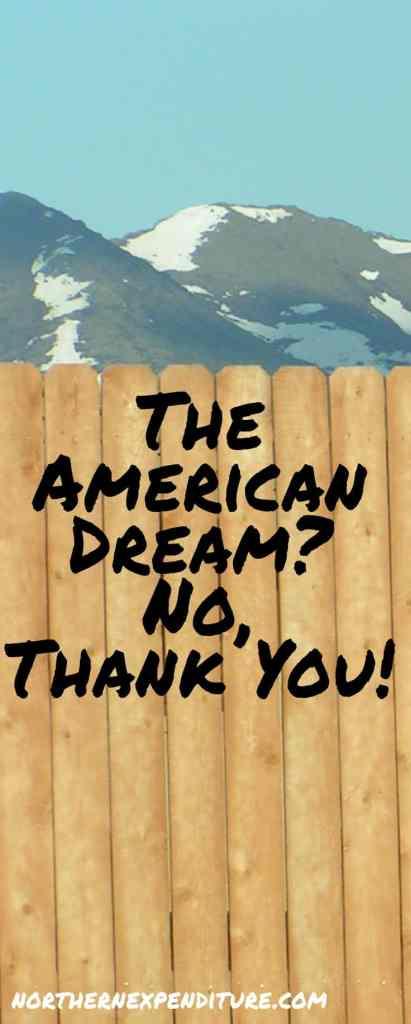 new american dream