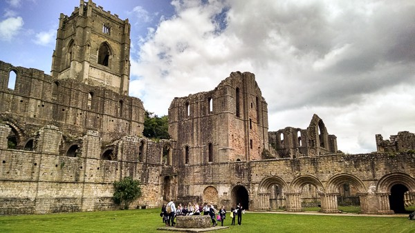 Fountains Abbey UK Travel