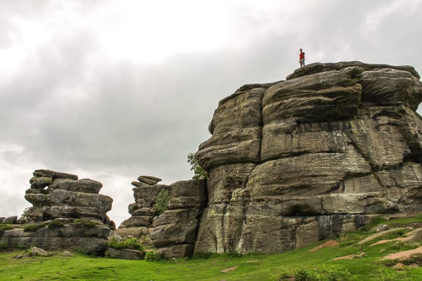 Brimham Rocks UK Travel