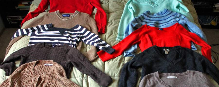 Why I Don't Shop For Clothes (But am Trying!)
