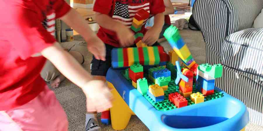 How We Manage the Kid Stuff
