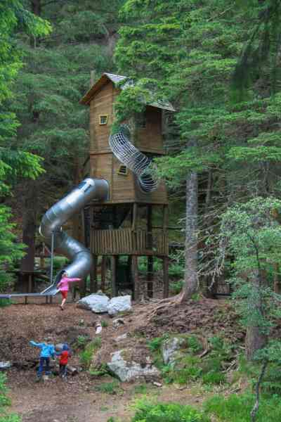 Troll Forest Playground