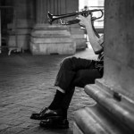 the trumpeter (C) 2016 Jean-FrancoisCleroux