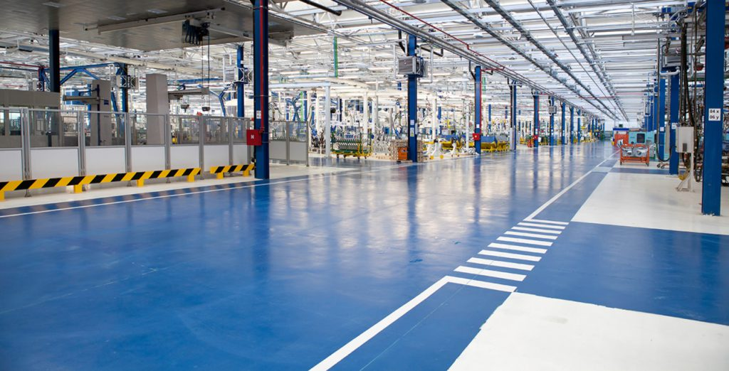 Electronics Manufacturing Flooring  Northern Industrial