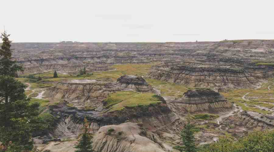 Road Trip Through The Canadian Badlands