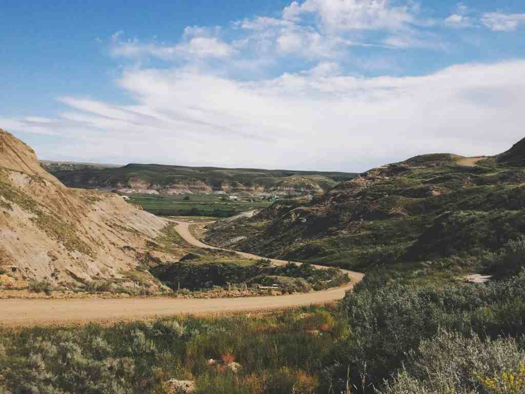 Drumheller and the Canadian Badlands