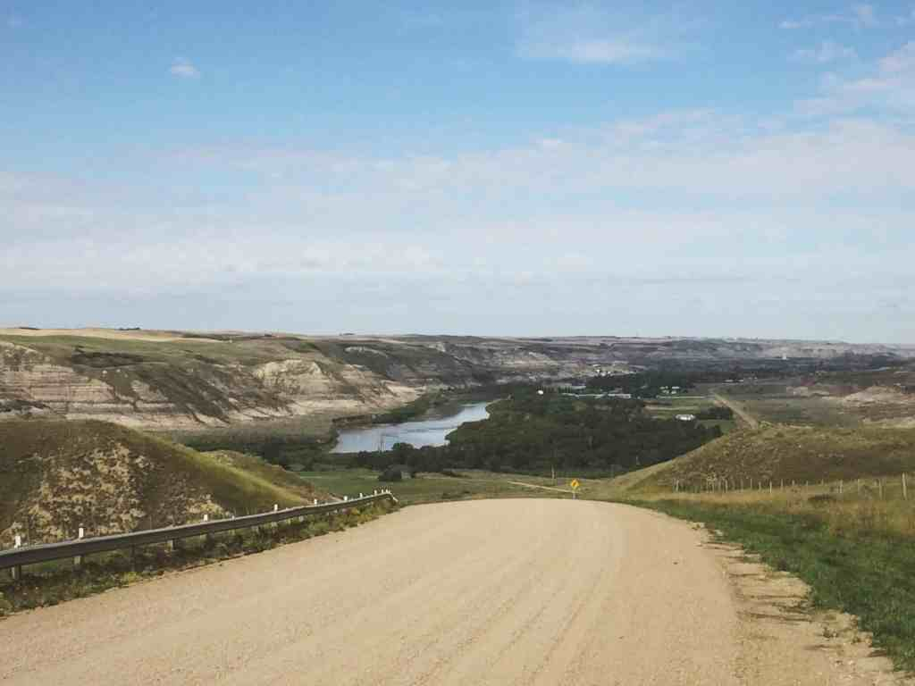 Drumheller and the Badlands