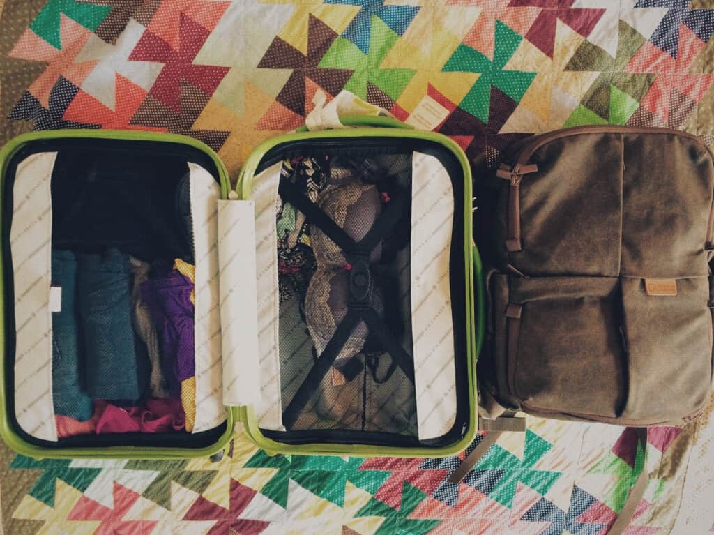 Northern Identity: Packing for a week out of town