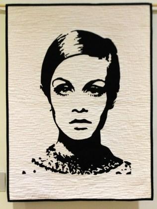"""Sharon Mount """"Iconic Series. Twiggy"""""""