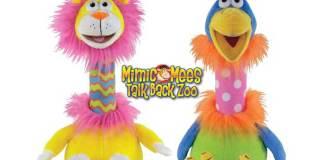 talk back zoo