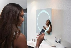bluetooth mirror