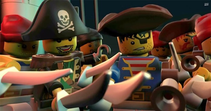 black pearl (he's a pirate)