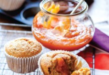 sweet potato cinnamon muffins