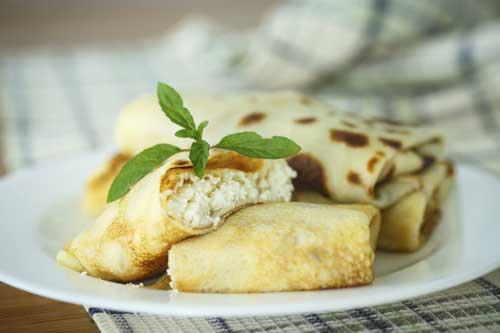 Lancashire Pancakes