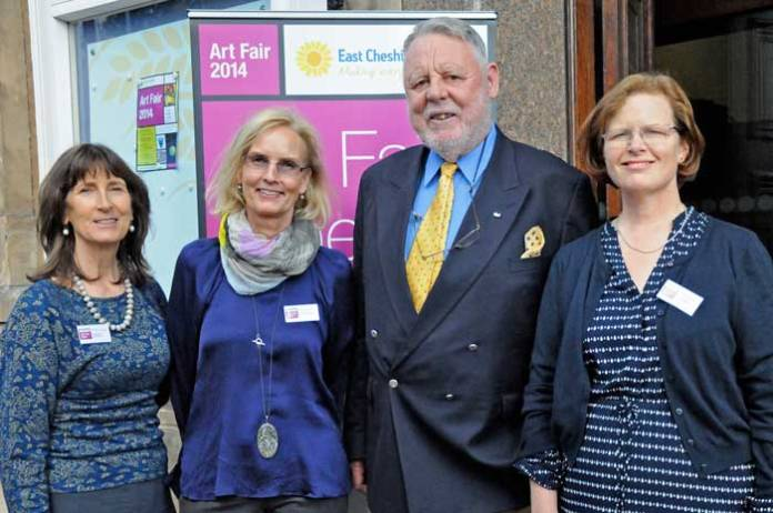 Art Fair Terry Waite