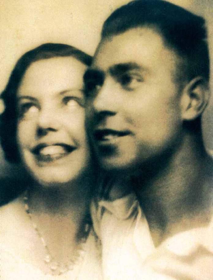 Elsie and Joseph Claughton