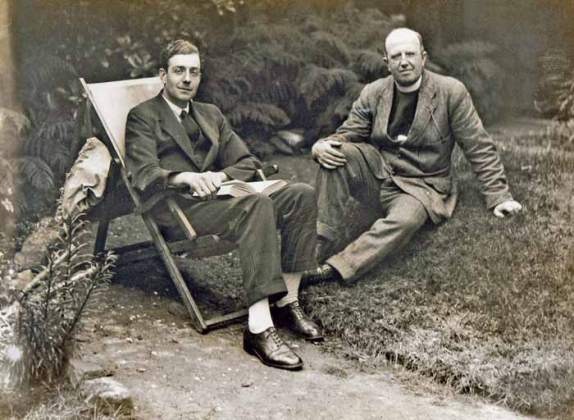 John Crosland Hirst Rector 1925