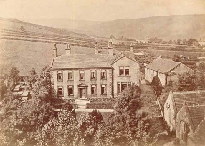 Parsonage 1903