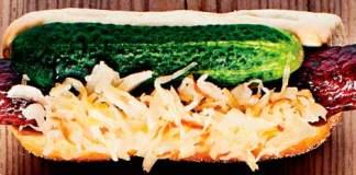 Sauerkraut Hotdoguero