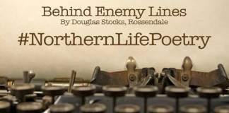 poetry behind enemy line