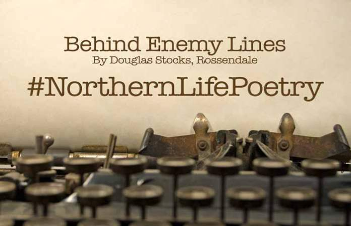 poetry behind enemy line