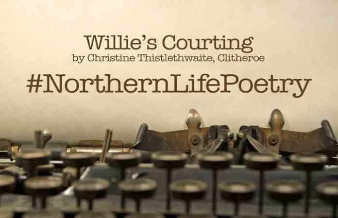 Willie's Courting