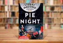 The Pie at Night by Stuart Maconie